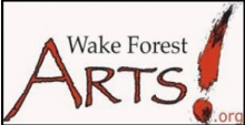 Wake Forest Arts logo